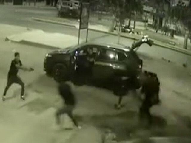Caso guardaespaldas baleado en SMP: vecinos temen por incremento de inseguridad