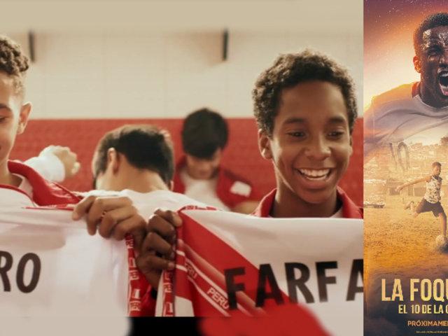 """""""Foquita, el 10 de la calle"""": Vea el tráiler oficial de la película de Jefferson Farfán"""