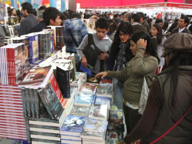 Feria del Libro Ricardo Palma regresa al parque Kennedy en su edición 40