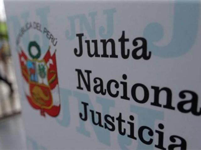 Tachas contra aspirantes a la JNJ serán recibidas hasta el 25 de noviembre