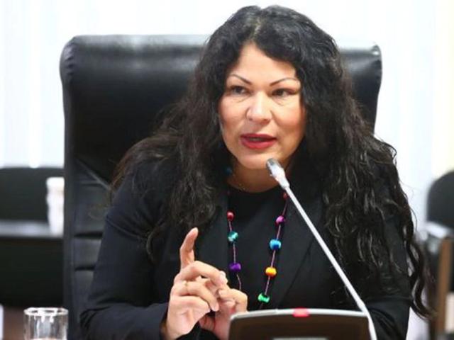 Yesenia Ponce: Poder Judicial dictó impedimento de salida del país en su contra