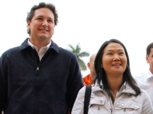 Caso Keiko Fujimori: fiscal Pérez cita a Sheput y Salaverry para el lunes 18