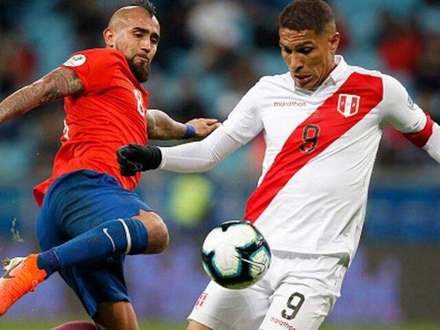 CONFIRMADO: Chile decidió no jugar amistoso contra la selección peruana