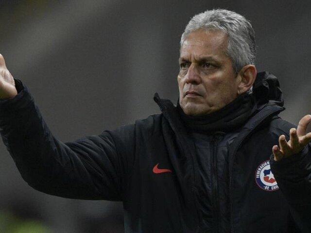 Reinaldo Rueda podría renunciar a la selección chilena