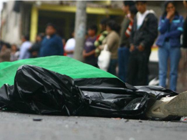 Cusco: policía permanece con pronóstico reservado tras impactar contra cúster