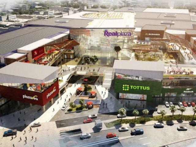Real Plaza Puruchuco es el centro comercial más grande del país con certificado de sostenibilidad