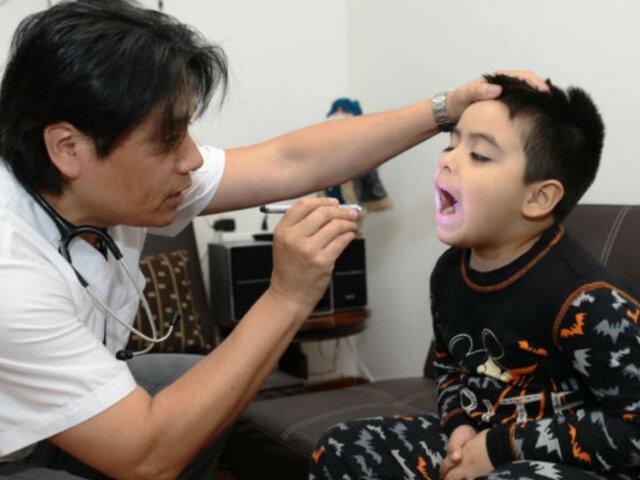En estos distritos los niños asegurados recibirán atención médica a domicilio