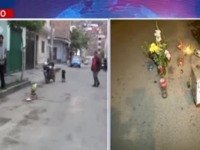 Independencia: fallece niño de cuatro años atropellado