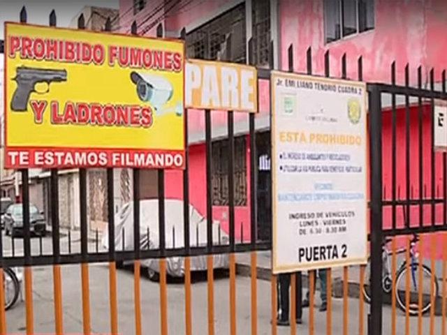 SMP: urbanización San German encerrada por gran cantidad de rejas