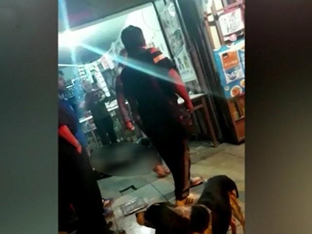 Comas: taxista es asaltado y asesinado presuntamente por extranjeros