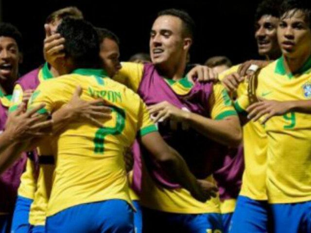 Mundial Sub-17: Brasil y Francia se enfrentan en semifinales