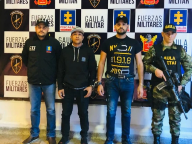 Colombia: expulsan a dos venezolanos que pretendían infiltrarse en protestas