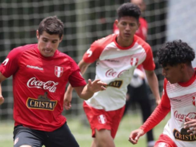 Perú vs Colombia: esta sería la alineación de Gareca esta noche