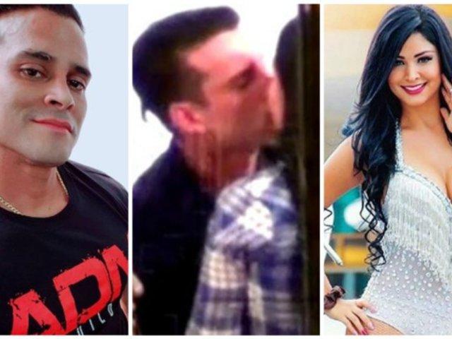 ¿Christian Domínguez confirmó relación sentimental con Pamela Franco?