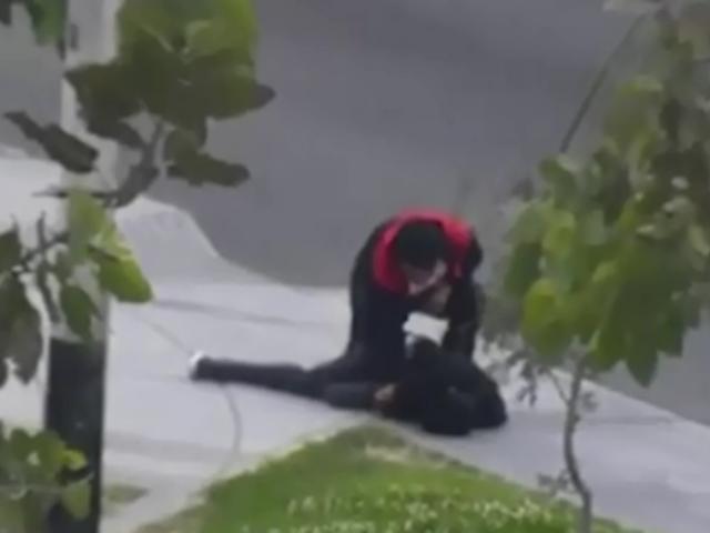 Tacna: roban a joven dormido a la salida de discoteca