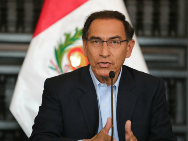 """Martín Vizcarra descarta que lo relacionen con algún codinome: """"Es imposible"""""""