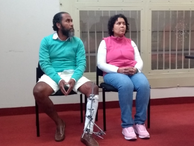 Dictan 9 años de prisión contra hermanos que detonaron explosivo en clínica por venganza