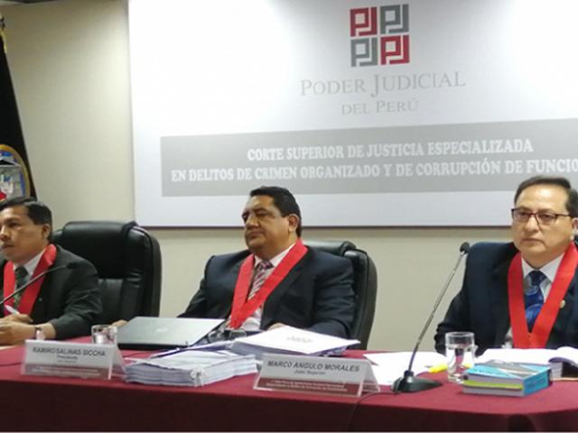 Caso Odebrecht: Poder Judicial dejó en libertad a abogado Daniel Linares