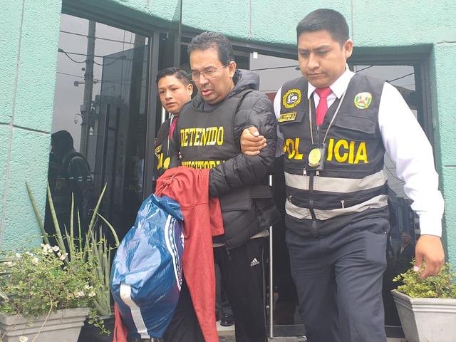 Cae abogado que se encontraba prófugo por el caso arbitrajes a favor de Odebrecht