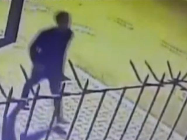 'Los malditos del Rólex': revelan imágenes de la fuga de delincuentes