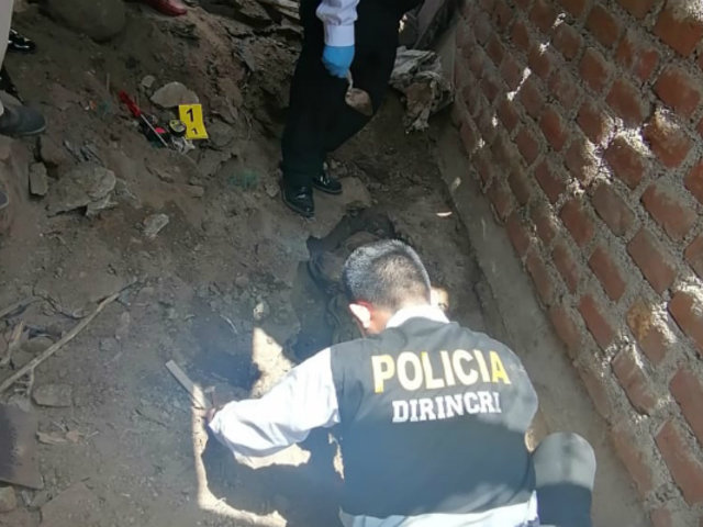 Manchay: hallan cadáver de mujer reportada como desaparecida en junio