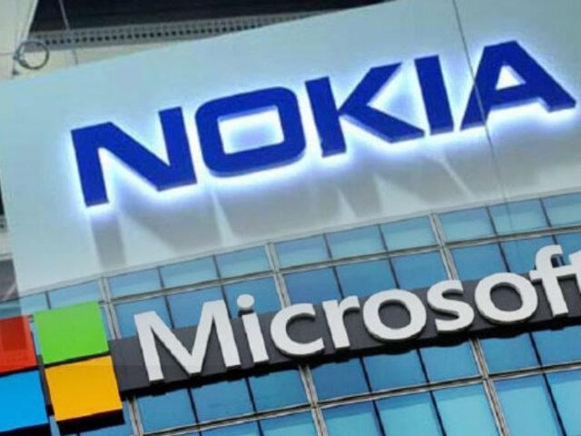 Microsoft y Nokia anuncian nueva asociación tecnológica