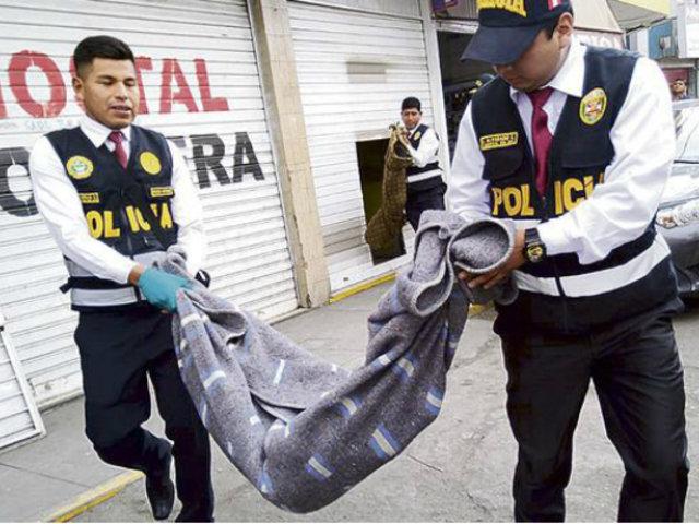 Arequipa: dictan prisión preventiva contra mujer por presunto delito de parricidio