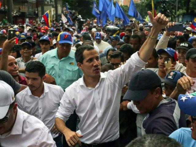 Venezuela: miles de personas volvieron a protestar contra el régimen de Maduro