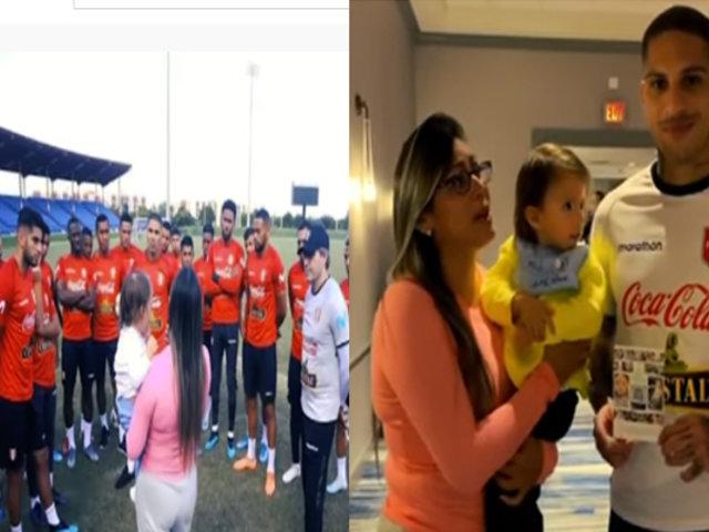Conoce a Nico: el pequeño con parálisis facial que cumplió su sueño de conocer a la Selección