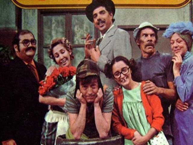 'El Chavo del Ocho': nieto de 'Don Ramón' compartió una foto inédita del elenco