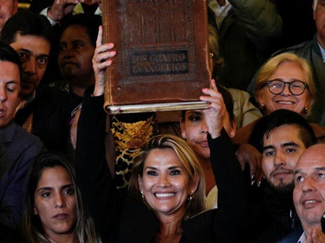 Bolivia: cocaleros dan 48 horas a Jeanine Áñez para que renuncie