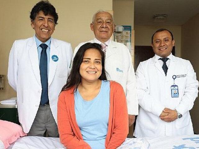 Se realizó primer trasplante de riñón con órgano incompatible en nuestro país