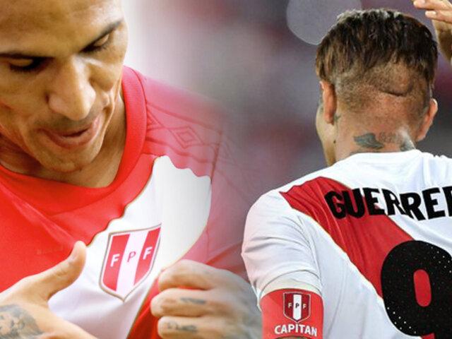 """Paolo Guerrero: """"Llegaremos bien a las Eliminatorias para Qatar"""""""