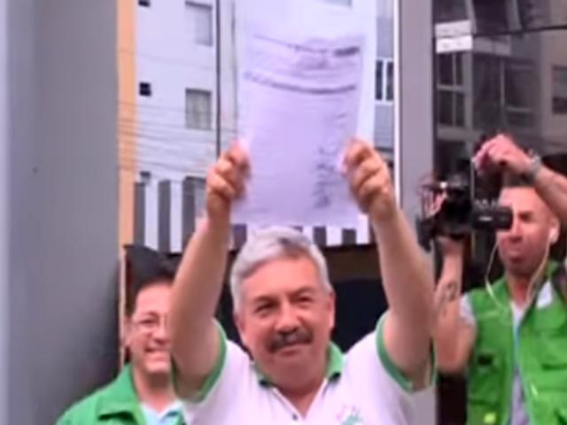 PPC inscribió su lista de candidatos para elecciones 2020