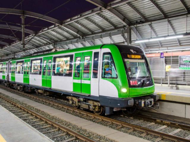Obras de la Línea 3 del Metro de Lima estarían iniciando a finales del 2021