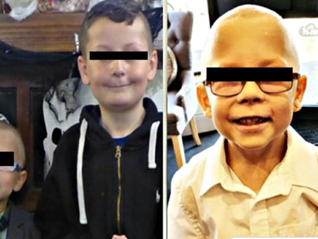 Niño se rapa la cabeza para que su amigo con cáncer ''no sea el único sin cabello del colegio''