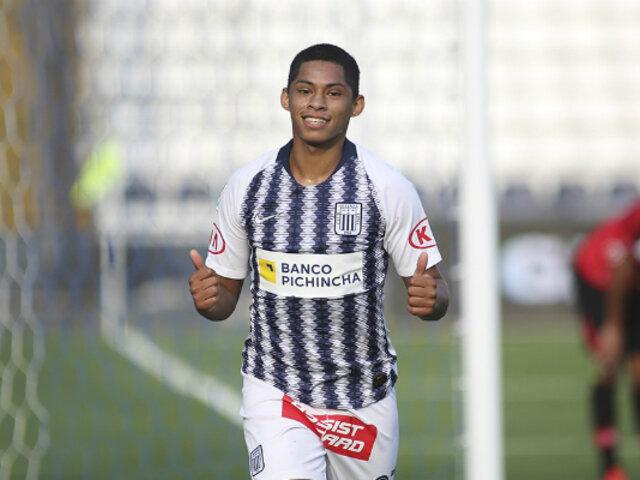 ¿Kevin Quevedo se quedará en Alianza Lima?