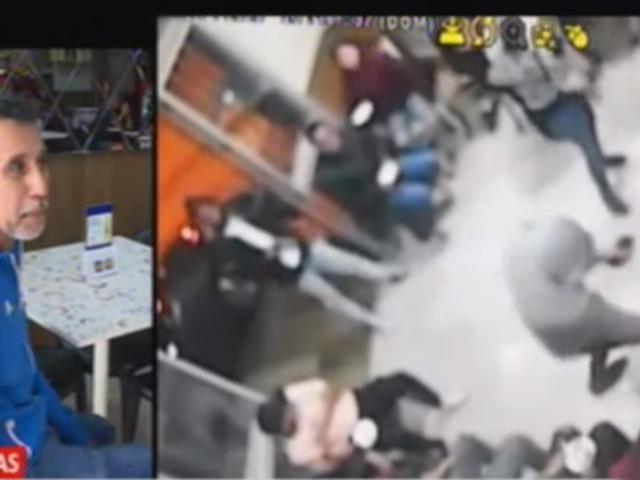 Agentes de la PNP investigan asalto a familia en plena celebración de cumpleaños
