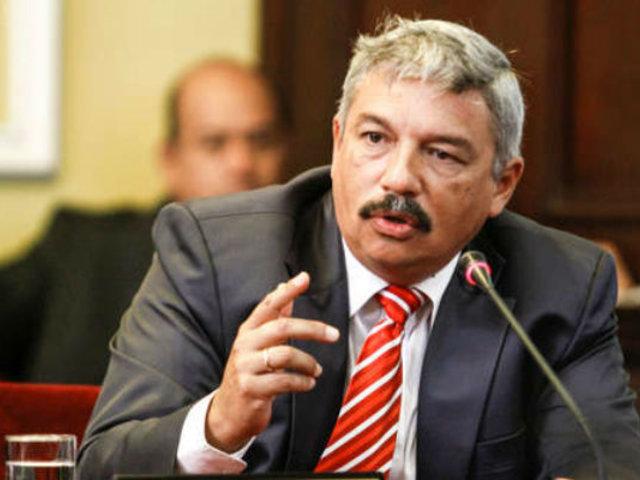 Alberto Beingolea niega aporte de Odebrecht para campaña del PPC