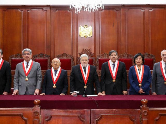 Tribunal Constitucional debate hoy hábeas corpus que busca liberar a Keiko Fujimori