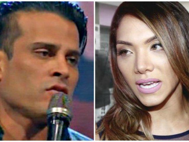 "Terminó la historia: ""Chabelita"" devolvió camioneta a Christian Domínguez"