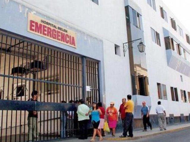 Trujillo: bala perdida impacta en el rostro de una niña de 8 años