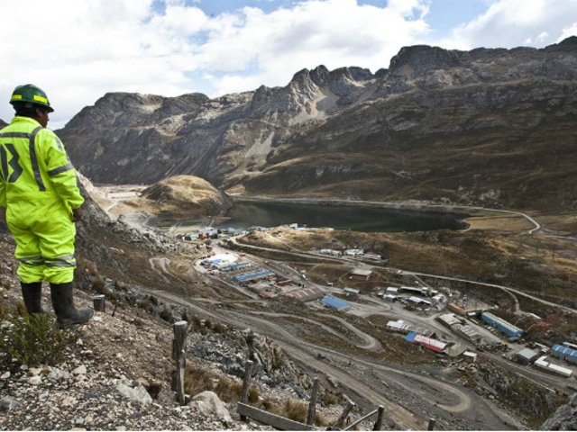 Arequipa: sustraen de mina varios kilos de oro y plata valorizados en 50 mil dólares