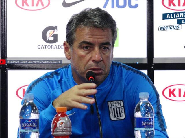 ¿Cómo quiere Bengoechea que sea el '10' de Alianza Lima?
