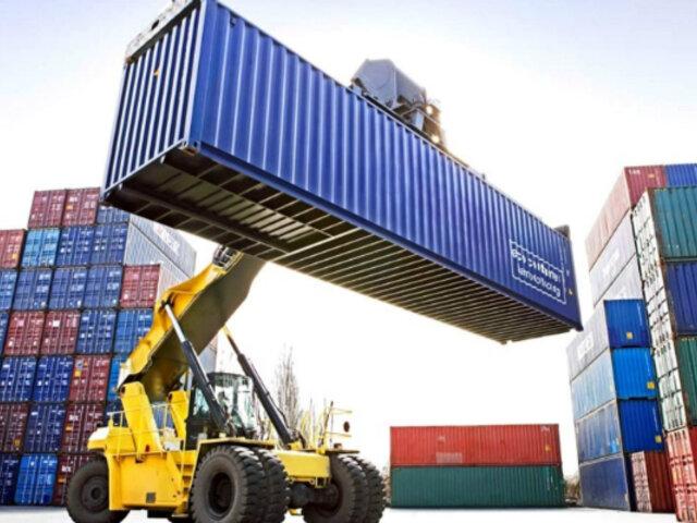 Mincetur: exportaciones de ocho regiones aumentaron de enero a setiembre de 2019