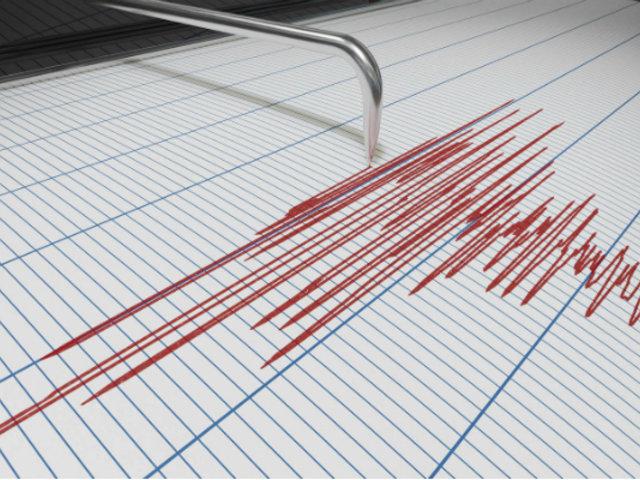 Sismo de magnitud 5.8 se registró esta noche en Chincha