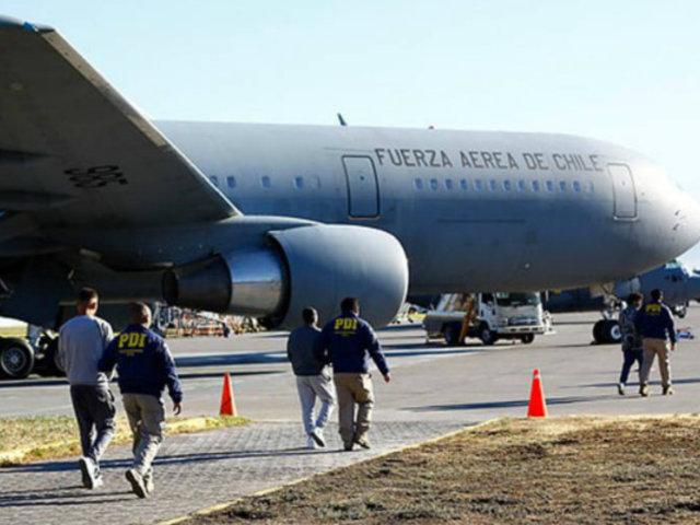 Gobierno de Chile expulsó a 50 extranjeros de su territorio
