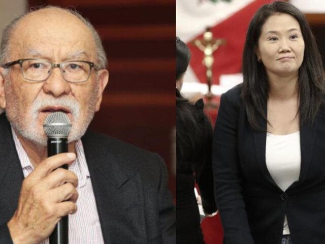 Vito Rodríguez, cabeza del grupo Gloria reconoció que entregó $200 mil a Keiko Fujimori