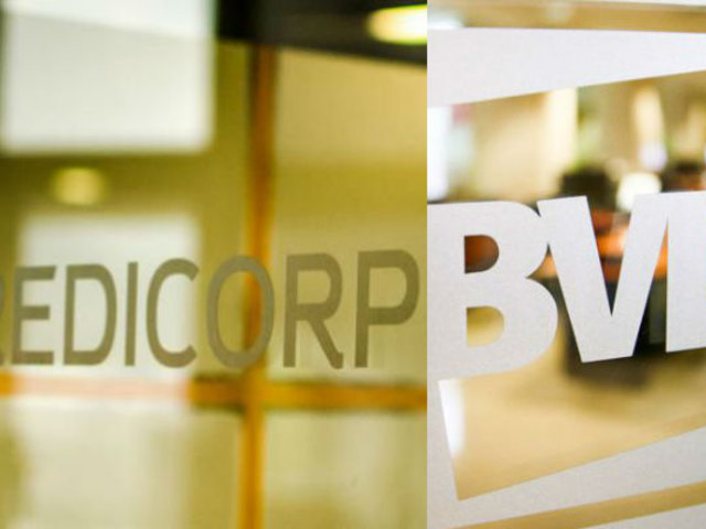 Credicorp: bajaron acciones tras revelación de aporte millonario a campaña de Fuerza Popular