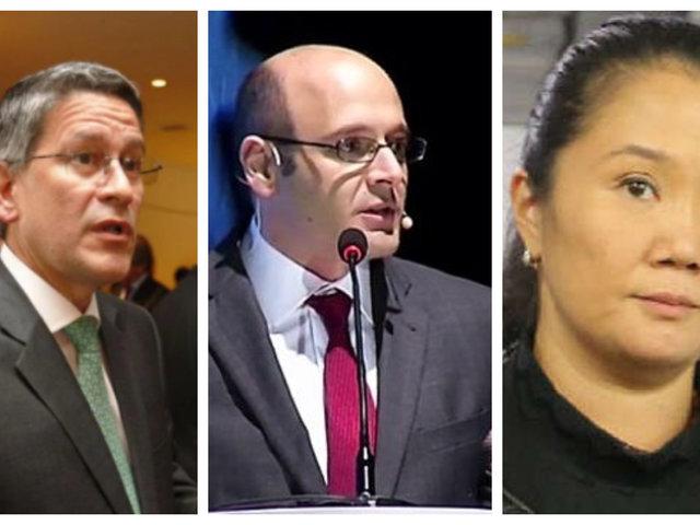 ¿Quién es Martín Pérez, el hombre clave entre Dionisio Romero y Keiko Fujimori?